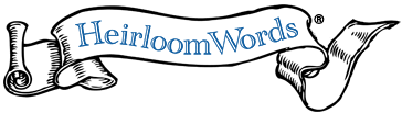 HeirloomWords - Westchester and NYC Legacy Letters (Ethical Will)